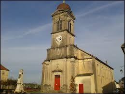 Commune Haut-Saônoise, Auxon se situe en région ...