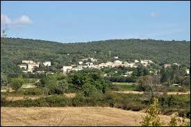 Commune de l'agglomération d'Alès, Euzet se situe dans le département ...