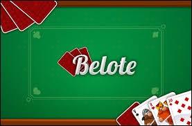 De combien de cartes est composé un jeu de belote ?