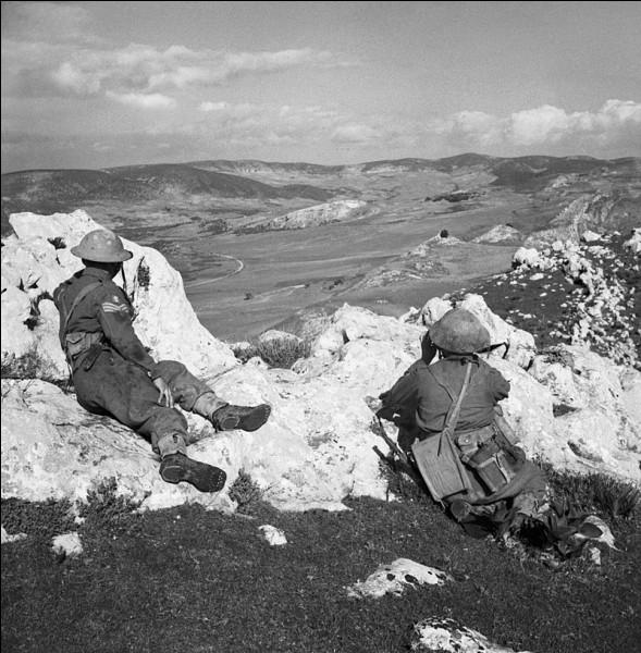 En Afrique du Nord, les Alliés partirent à l'assaut de la Tunisie, prise entre deux feux. Le 12 mai 1943, les Allemands capitulaient et les Alliés faisaient...