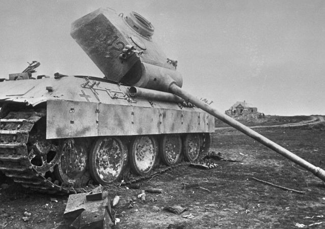 La Seconde Guerre mondiale (1943-1944)