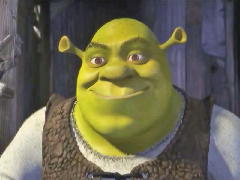 Quel ami de Shrek est marié avec une dragonne ?