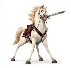"""Nommez ce cheval, présent dans """"Raiponce"""" !"""