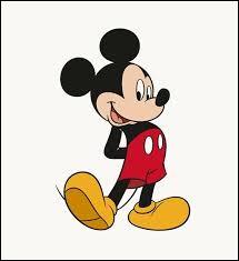 Voici Mickey Mouse, donnez-moi son ancien nom !