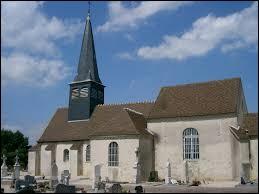 Nous terminons notre balade en Saône-et-Loire, à Saunières. Nous sommes en région ...