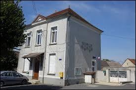 Commune Axonaise, Ronchères se situe en région ...
