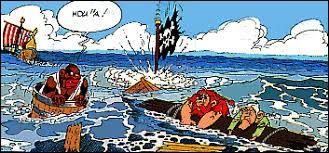 Dans l'équipage pirate, Triple Patte utilise souvent des citations latines.