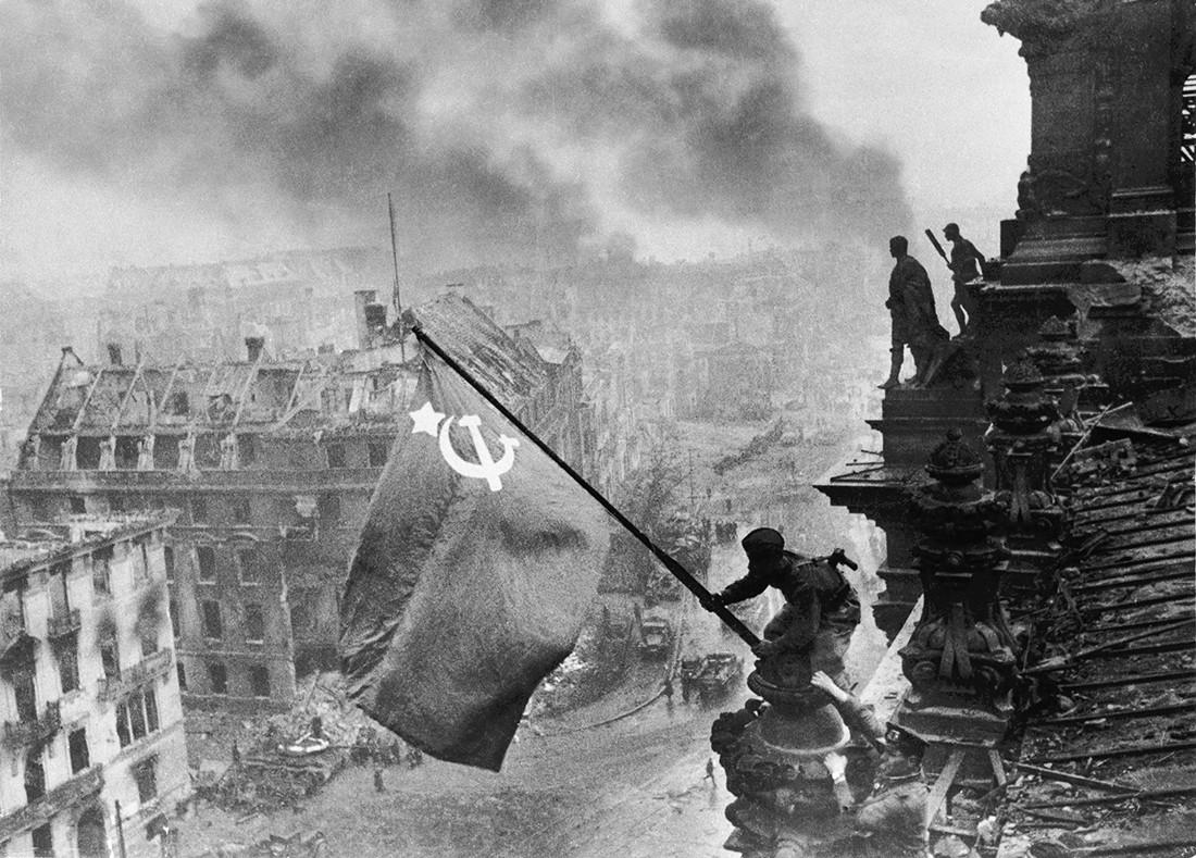 La Seconde Guerre mondiale (1945...)
