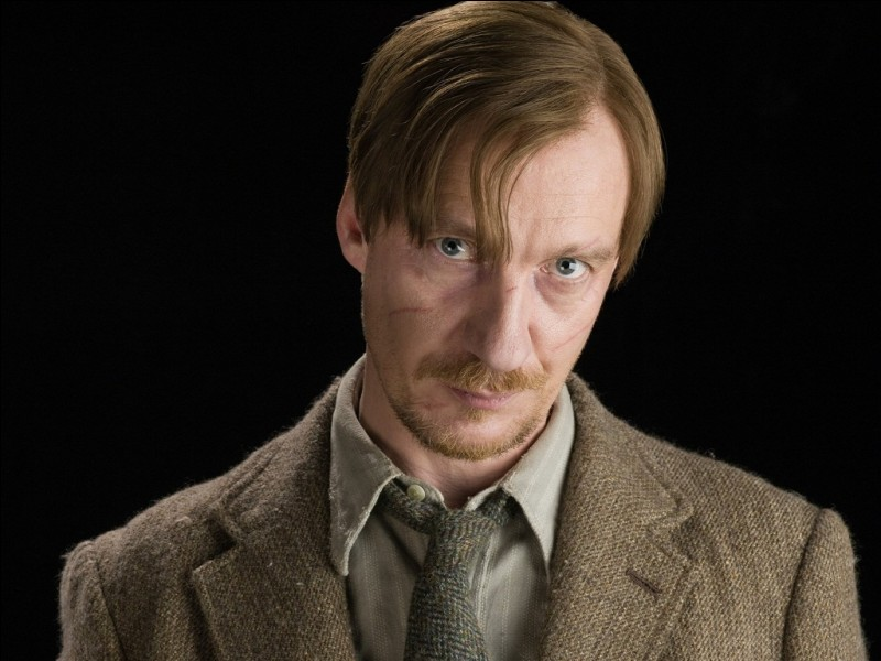 Qui a transformé Remus Lupin en loup-garou ?