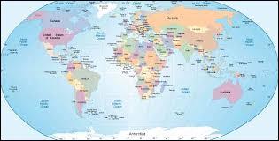Quelle est approximativement le pourcentage de la superficie totale des continents par rapport à celle de la terre ?