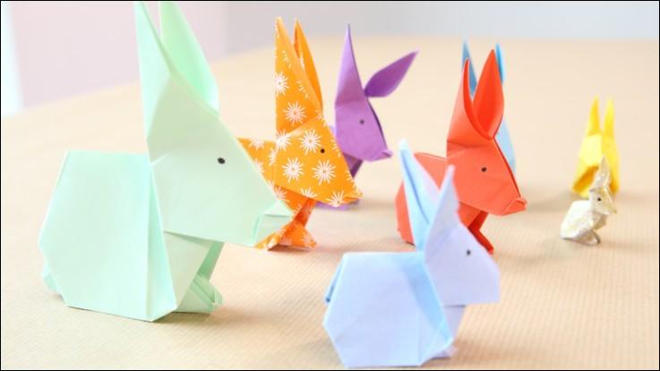 Quel est cet origami ?