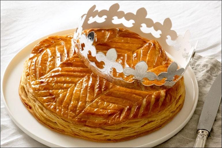 """On me surnomme """"le roi des gâteaux """". Je suis la :"""