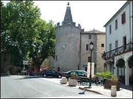 Nous terminons notre balade dans l'Hérault, à Saint-Martin-de-Londres. Nous sommes en région ...