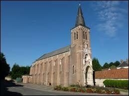 Cette première balade du week-end commence dans les Hauts-de-France devant l'église Saint-Walloy de Beaumerie-Saint-Martin. Commune de l'arrondissement de Montreuil-sur-Mer, elle se situe dans le département ...