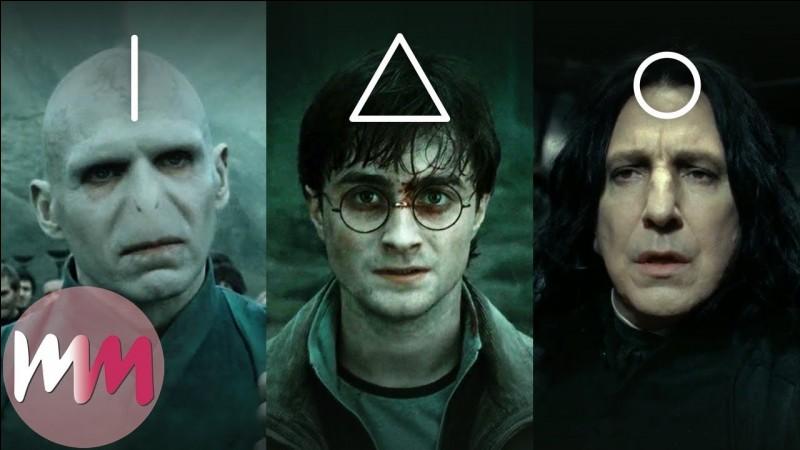 """À la fin des """"Reliques de la mort"""" combien d'enfants a Harry ?"""