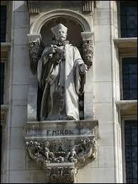 Quel était le surnom de François Miron ?