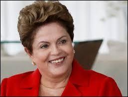 De quel pays Dilma Rousseff était-elle la présidente ?