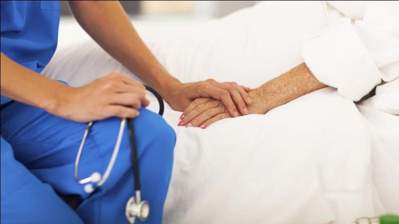 Quel est le but des soins de fin de vie ?