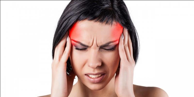 Je vois que vous vous préoccupez de notre santé... J'ai une nature migraineuse, quel massage me conseillez-vous de faire ?