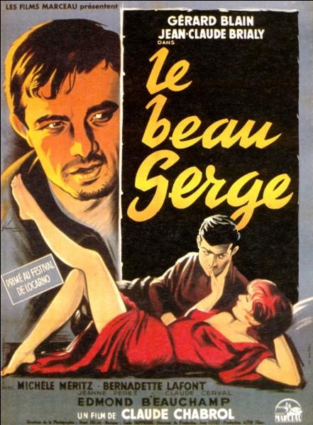 """""""Le Beau Serge"""" est un film réalisé par Claude Chabrol."""