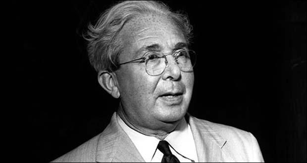 Ce physicien hongrois a travaillé avec Fermi au premier réacteur nucléaire, puis a participé au projet Manhattan tout en menant une action publique contre l'utilisation de l'arme atomique. C'est ... Szilárd,