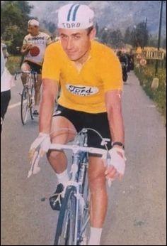 Ce coureur cycliste, qui a remporté le Tour de France 1966, c'est ... Aimar.