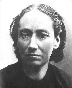 Institutrice, militante anarchiste, grande figure de la Commune de Paris et du féminisme, elle se prénomme ...