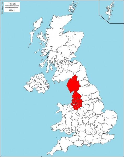 Quel est le nom de cette région d'Angleterre ?