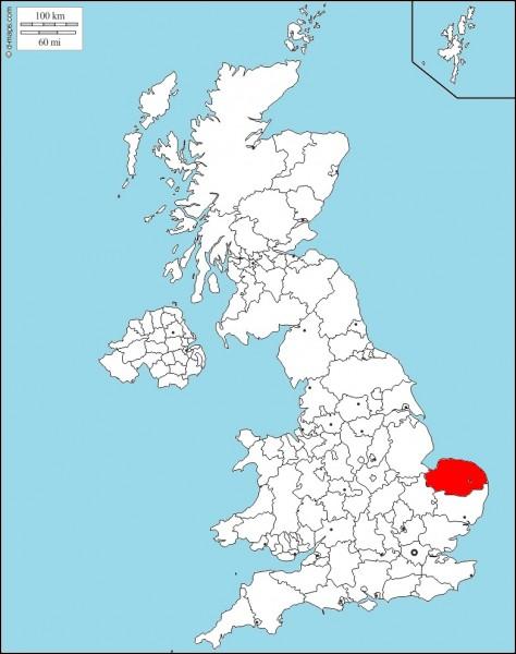 Quel est le nom de ce comté anglais ?
