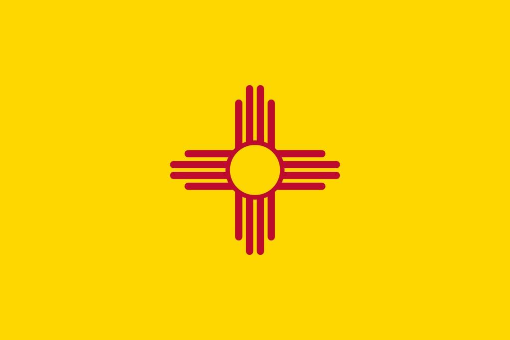 Les drapeaux des États américains (part 1/3)