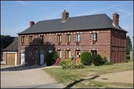 Commune Seinomarine, Auzouville-sur-Ry se situe dans l'ancienne région ...