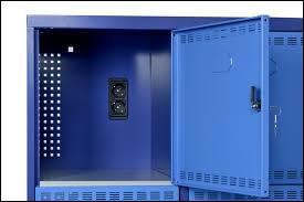 Que contient ton casier ?