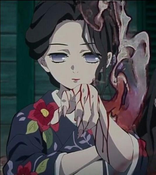 """Dans """"Kimetsu no Yaiba"""", de quoi a besoin Tamayo pour essayer de créer un remède pour que Nezuko redevienne humaine ?"""