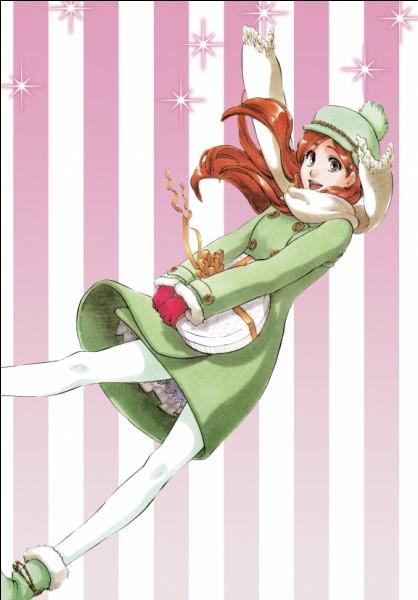 Comment se nomme la technique d'Inoue qui lui permet de soigner des personnes avec l'aide de ses fées Ayame et Shun'ô ?