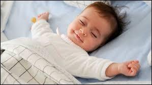 Je dors 6 h par nuit !