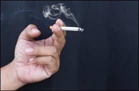Je fume un paquet par jour.