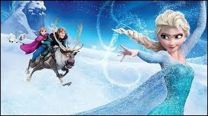 """Dans le Disney célèbre """"la Reine des Neige"""", La sœur d'Elsa se nomme Célestine."""