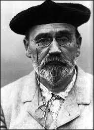 Emile Zola était écrivain.