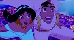L'amoureuse d'Aladdin se nomme Esméralda.