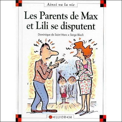 Les parents de max et lili s'appellent...?
