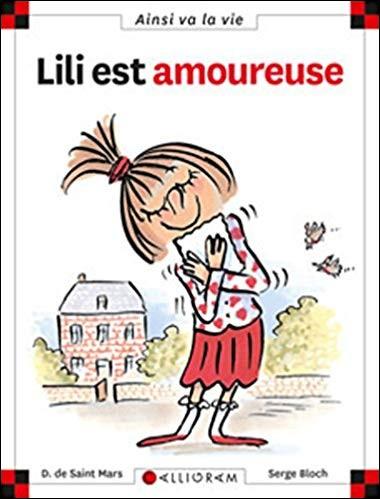 Dans le tome 7 , 《Lili est amoureuse》, de qui lili est amoureuse ?