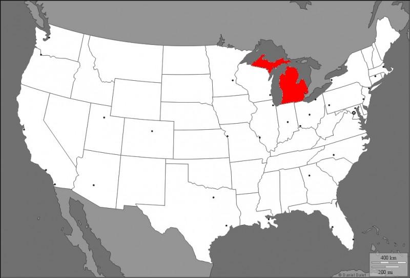 Quel est le nom de cet État américain ?