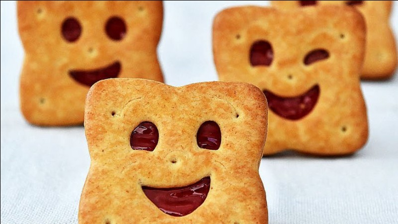 Ce biscuit peut être au chocolat ou à la fraise. Ce sont des...