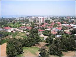 De quel pays Bujumbura est-elle la capitale ?