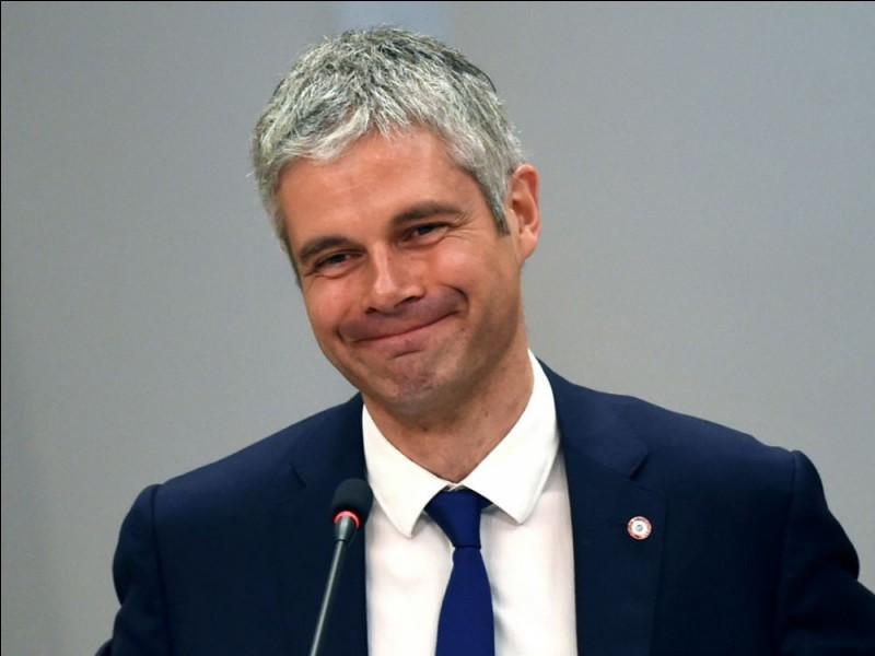 Cet homme politique, président Président des Républicains de 2017 à 2019 et Président du conseil régional d'Auvergne-Rhône-Alpes depuis 2016, se prénomme ...