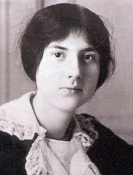 Cette musicienne, a été en 1913 première femme à remporter le Prix de Rome de composition musicale : c'est ... Boulanger.