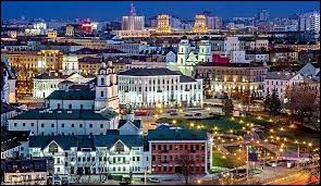 Minsk est la capitale de la Macédoine.