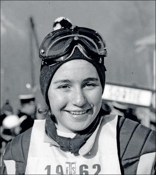 Cette skieuse, championne olympique en 1964 à Innsbruck puis quatre ans plus tard à Grenoble, se prénomme ...