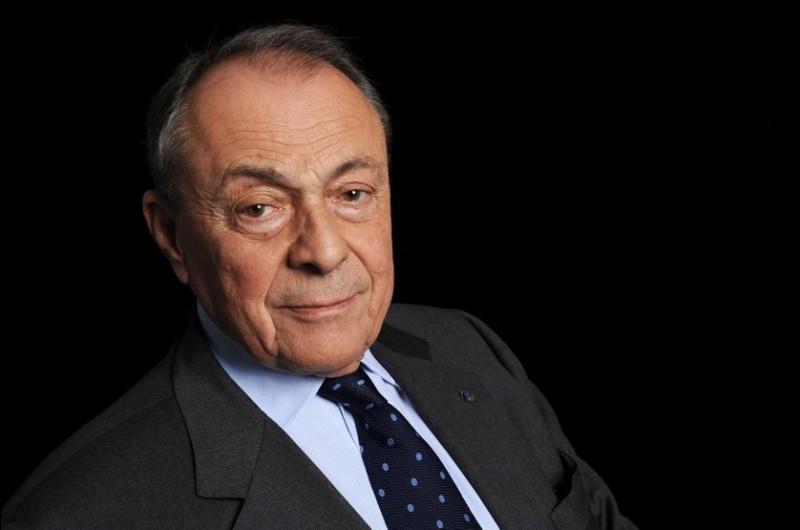 Cet homme politique, qui a été premier ministre de 1988 à 1991, se prénomme ...
