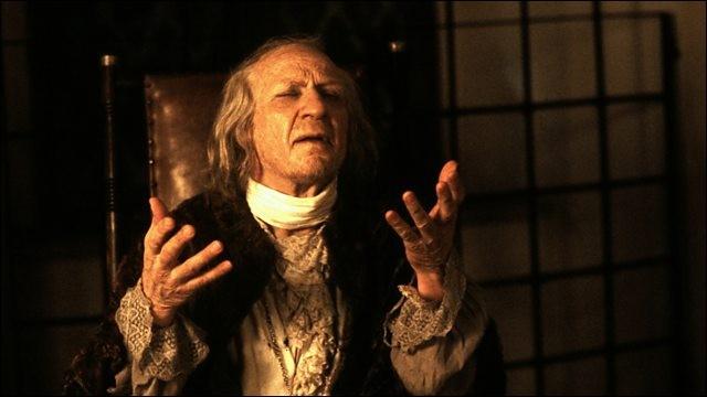 Le début du film est marqué par les confidences d'un musicien italien auprès du père Vogler. Rongé par la jalousie et la culpabilité d'avoir poussé Wolfgang Amadeus Mozart dans la tombe, ce musicien sombre dans la folie. Quel est ce dernier ?